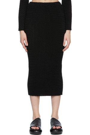 Issey Miyake Spongy Skirt