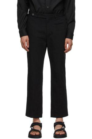 TOM WOOD Linen Triumph Trousers