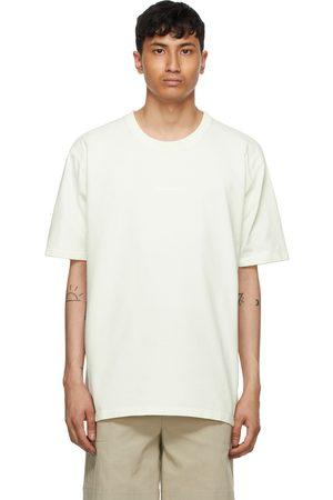TOM WOOD Men T-shirts - Off- Audio2 T-Shirt
