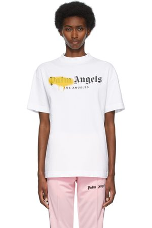 Palm Angels Los Angeles Sprayed Logo T-Shirt