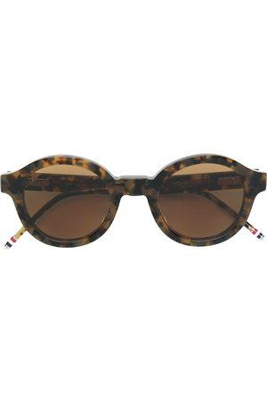 Thom Browne Round - Round Tokyo Tortoise Sunglasses