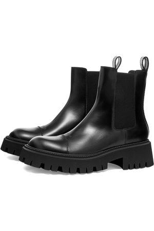 Balenciaga Men Chelsea Boots - Tractor Chelsea Boot
