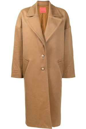 MANNING CARTELL Oversize wool coat