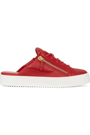 Giuseppe Zanotti Slip-on lace-up sneakers