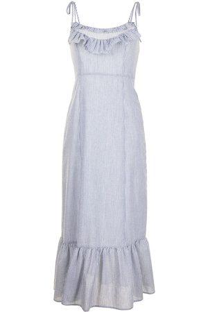 Alice McCall French Press midi dress - Grey