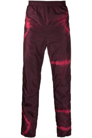 Acne Studios Men Sweatpants - Tie-dye track trousers