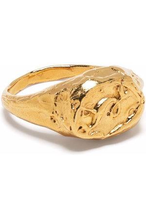 Alighieri Capricorn signet ring