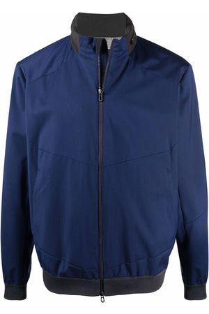 Sease Hooded front zip jacket