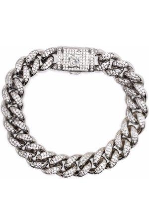 DARKAI Cuban Pavé bracelet