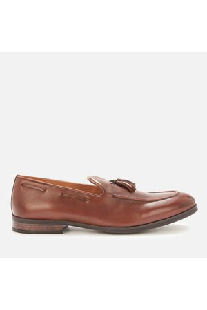 Clarks Men's Citistrideslip Leather Loafers