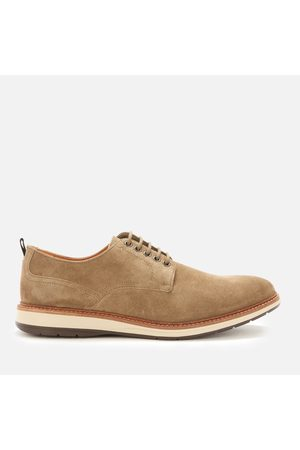 Clarks Men's Chantry Walk Suede Derby Shoes