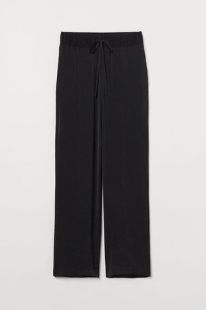 H&M Wide-leg Pull-on Pants