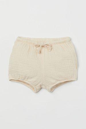 H&M Cotton Puff Pants