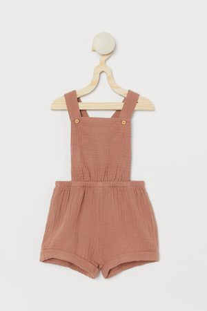 H&M Cotton Overall Shorts