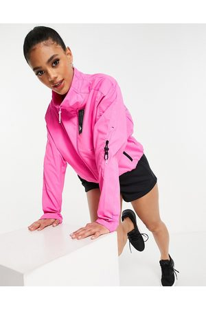 adidas Women Sports Tops - Adidas Training Tech track top in bright