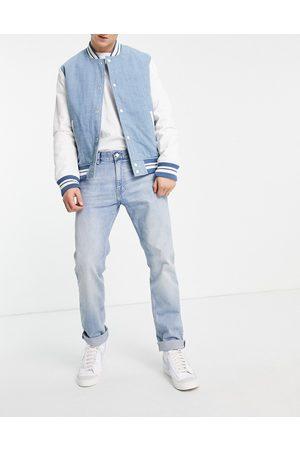 Weekday Easy Jeans in Poppy Blue-Blues