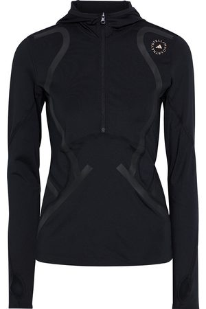 adidas Woman Printed Stretch Hooded Top Size M