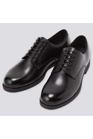 UNIQLO Men's Plain Toe Derby Shoes, , 7.0