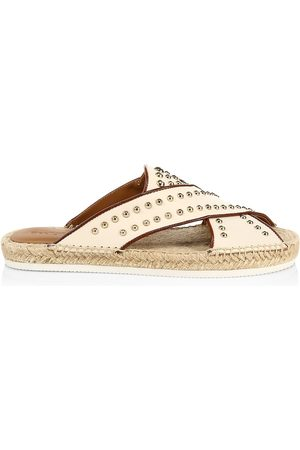 See by Chloé Women's Pia Espadrille Sandals - Natural - Size 9