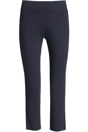 NIC+ZOE Women's Eaze Lightweight Knit Pants - Dark Indigo - Size Large