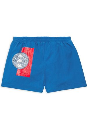 Kappa Little Boy's and Boy's Authentic Ethan Swim Trunks - Royal - Size 6