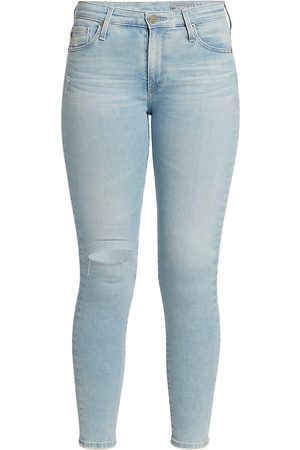 AG Jeans Women's Farrah Skinny Ankle Jeans - 27 Years Coexist - Size 28