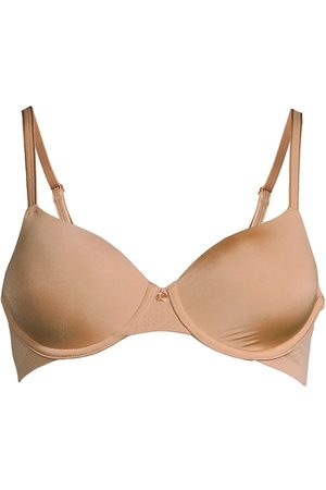 Le Mystere Women's Techfit T-Shirt Bra - Natural - Size 36B