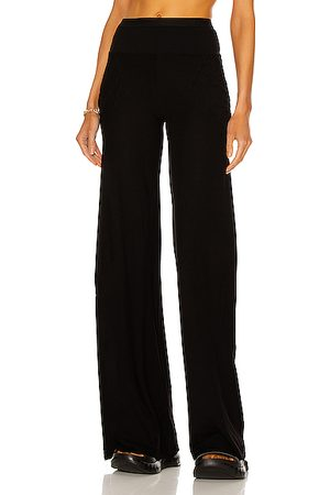 RICK OWENS LILIES Women Wide Leg Pants - Wide Leg Pant in