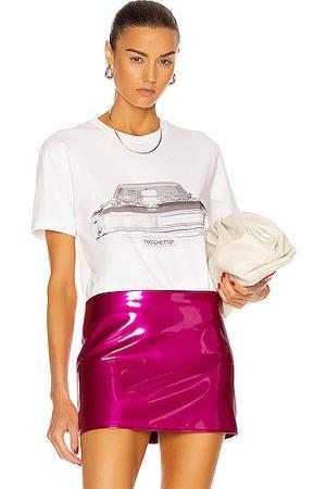 LAQUAN SMITH Women Short Sleeve - Cadillac Tee in