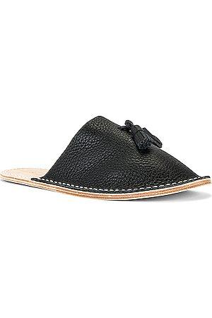 HENDER SCHEME Men Slippers - Leather Slipper in