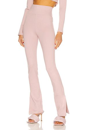 Nicholas Women Wide Leg Pants - Felicity Pant in Blush