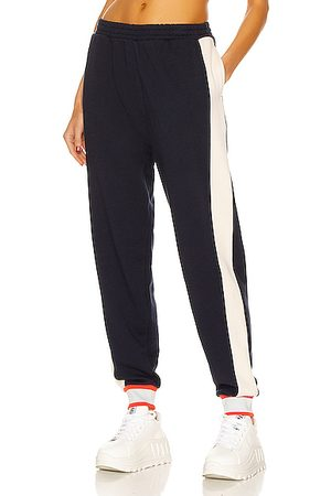 The Upside Scandi Major Track Pant in Navy