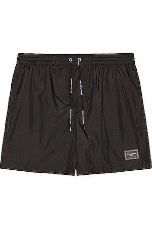 Dolce & Gabbana Men Swim Shorts - Swim Trunk in