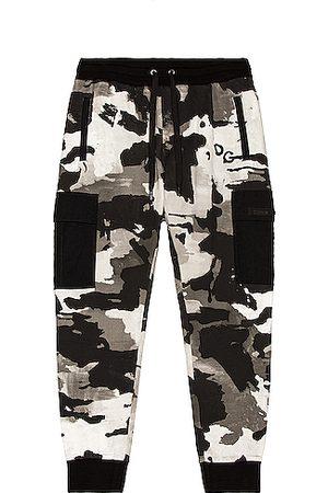 Dolce & Gabbana Men Cargo Pants - Cargo Pant in