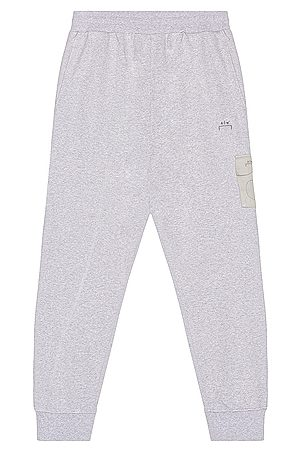 A-cold-wall* Essential Sweatpant in Grey