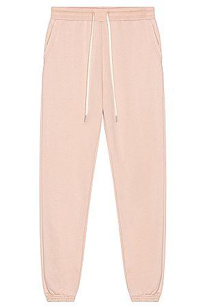 JOHN ELLIOTT Men Sweatpants - LA Sweatpants in Pink