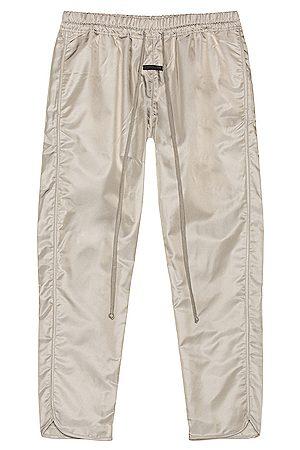 FEAR OF GOD Men Sweatpants - Track Pant in Grey