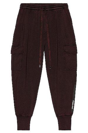 Dolce & Gabbana Men Cargo Pants - Cargo Pants in Brown