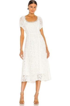 ELLIATT Aten Midi Dress in .