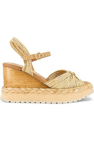 Paloma Barceló Arinos Sandal in Neutral.