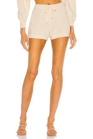LPA Dre Short in Ivory.