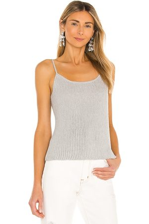 Line Rupert Tank in Metallic .