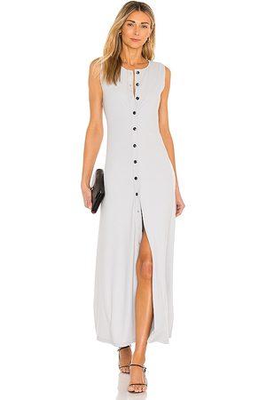 Callahan Women Maxi Dresses - Mira Dress in Grey.