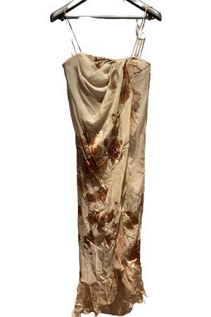 Emanuel Ungaro Women Dresses - \N Silk Dress for Women