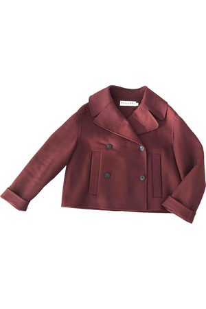 Dior \N Wool Leather Jacket for Women