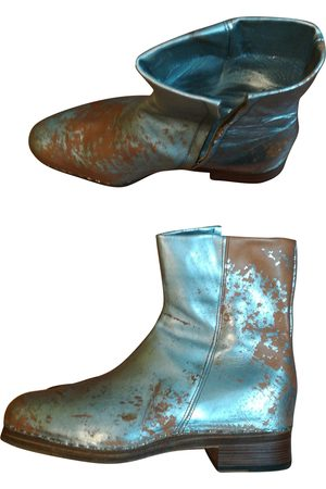 CAROL CHRISTIAN POELL Men Boots - Leather boots