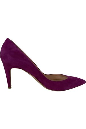 Rupert Sanderson \N Suede Heels for Women