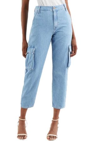 Levi's Women Cargo Pants - Loose Cargo 28 Stay Cool