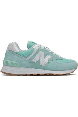 New Balance Classic Running 574v2 EU 40 1/2 White / Turquoise