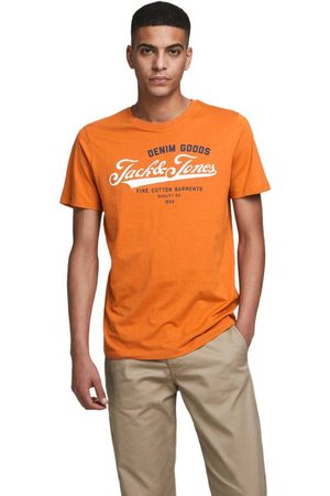 JACK & JONES Logo 2 Colors L Hawaiian Sunset / Slim Fit